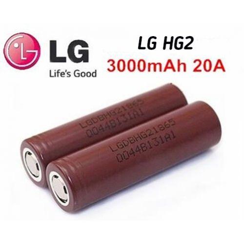LG 18650 HG2 3000mah (Оригинал)