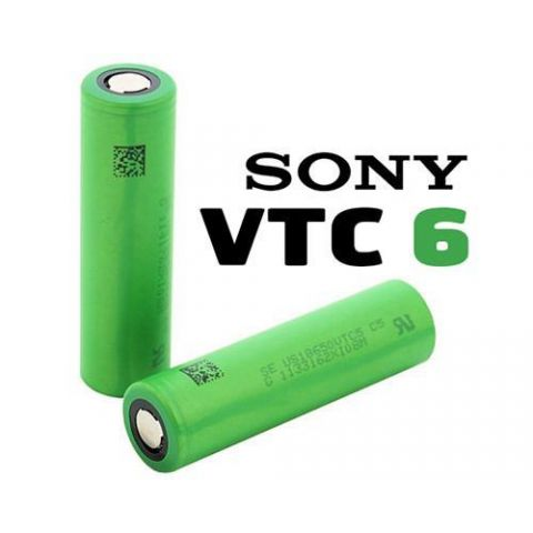 Sony US18650-VTC6 3120mah