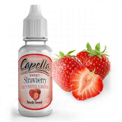 Sweet Strawberry - Сладкая Клубника