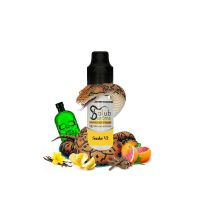 Snake v2 (Коктейль абсент+ваниль+цедра лимона+грейпфрут)