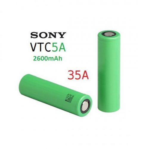 Sony US18650 VTC5A 2600 mAh 35A (Оригинал)