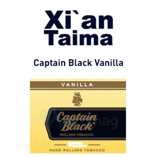 Captain black vanilla (Tobacco)