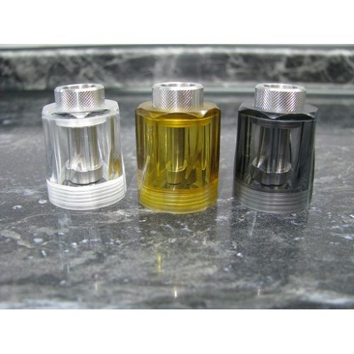 Колба с паропроводом для Flash E-Vapor v4.5 RTA (Coppervape)