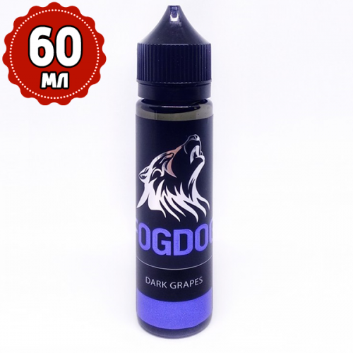 Chicano FogDog Dark Grapes 60 мл
