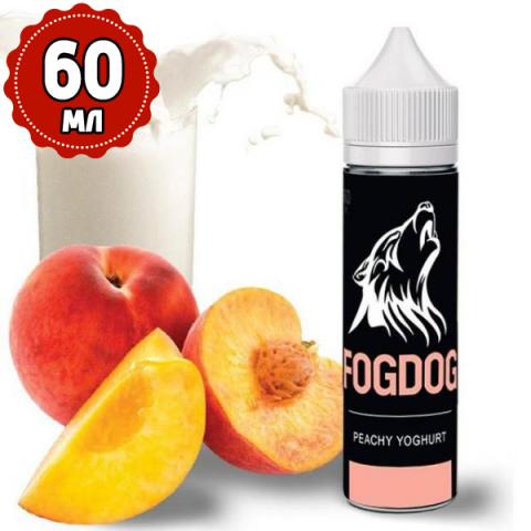 Chicano FogDog Peachy Yoghurt 60 мл